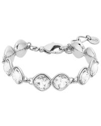 lolaandgrace | Metallic Gem Bracelet | Lyst