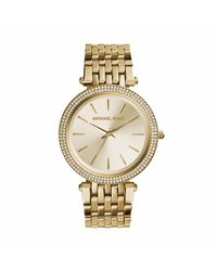 Michael Kors | Metallic Mk3191 Ladies Bracelet Watch | Lyst