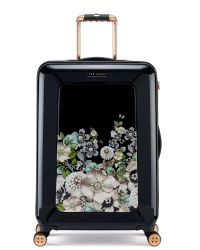 80cbfc00a6768 Ted Baker. Women s Gem Garden 8 Wheel Medium Suitcase