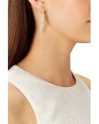 Coast - Metallic Javea Earrings - Lyst