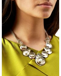 Hobbs | Multicolor Colette Necklace | Lyst