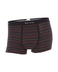 Paul Smith - Black Men's Stripe Trunk for Men - Lyst