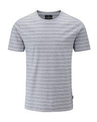 Henri Lloyd - Gray Bayton Regular T-shirt for Men - Lyst