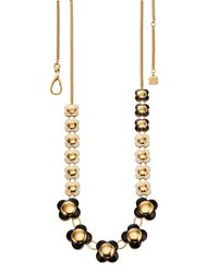 Orla Kiely - Metallic N4020 Ladies Necklace - Lyst
