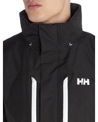 Helly Hansen - Black Bykle Waterproof Mac for Men - Lyst