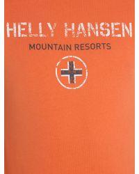Helly Hansen - Orange Jotun Graphic T-shirt for Men - Lyst