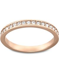 Swarovski   Pink Rare Ring   Lyst