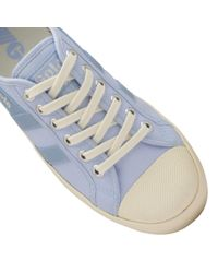 Gola Blue Coaster Lace Up Trainers
