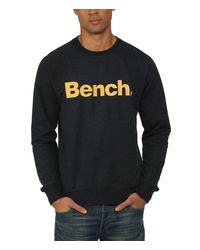 Bench - Blue Introvert Heavy Top for Men - Lyst