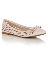 Lotus | Pink Addison Ii Ballet Shoes | Lyst