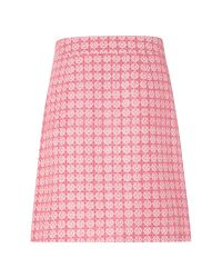 White Stuff - Pink San Marino Skirt - Lyst