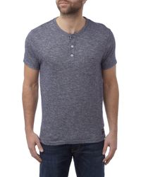 Tog 24 - Gray Benson Mens Deluxe T-shirt for Men - Lyst