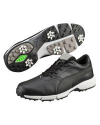 PUMA | Black Drive Ignite Golf Shoes for Men | Lyst