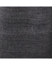 Dents - Gray Mens Italian Woven Scarf for Men - Lyst