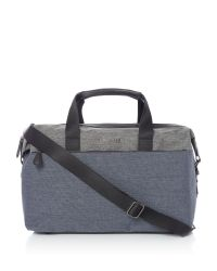 Ted Baker | Multicolor Hamahed Nylon Holdall for Men | Lyst