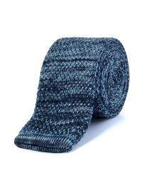 Gibson | Blue Melange Tie for Men | Lyst