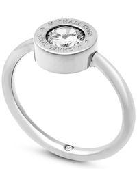 Michael Kors | Metallic Mkj5344040 Ladies Large Ring | Lyst