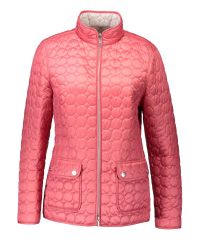 Basler   Red Reversible Quilted Jacket   Lyst