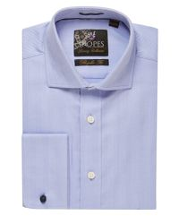 Skopes - Blue Luxury Collection Formal Shirt for Men - Lyst