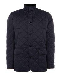 Barbour - Blue Men's Ebel Jacket for Men - Lyst