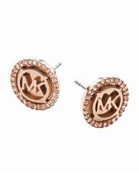 Michael Kors | Metallic Mkj2942791 Ladies Earring | Lyst
