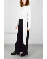 Shaina Mote | Black Tether Top | Lyst