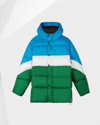 5a0fd11d58c53 HUNTER Original Puffer Coat in Green for Men - Lyst