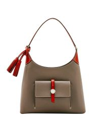 Dooney & Bourke - Brown Cambridge Small Hobo - Lyst