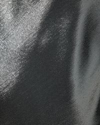 Alberta Ferretti - Gray Grey Lamé Gown - Lyst