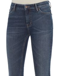 M.i.h Jeans - Blue High Rise Skinny: Beck Bridge - Lyst