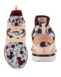Athletic Propulsion Labs - Multicolor Ascend Blush Scuba Sneakers - Lyst