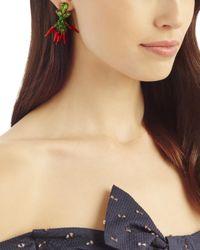 Auden - Red Chili Pepper Earrings - Lyst