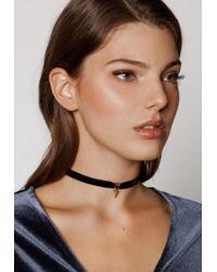 Ivyrevel - Keek Necklace Black - Lyst
