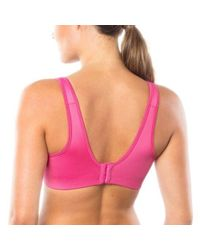 On - Pink Women's Moving Comfort Fia Bra - Lyst