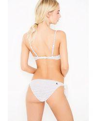 Jack Wills | Multicolor Botany Bustier Bikini Top | Lyst