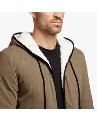 James Perse - Multicolor Y/osemite Sherpa Lined Hoodie for Men - Lyst