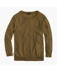 J.Crew   Green Tippi Sweater for Men   Lyst