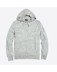 J.Crew - Multicolor Cotton Linen Hoodie for Men - Lyst