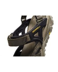Merrell - Green All Out Blaze Convertible Sandals for Men - Lyst