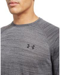 Under Armour | Gray Tech Long Sleeve T-shirt for Men | Lyst