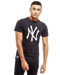 KTZ - Black Ny Yankees T-shirt for Men - Lyst