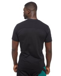 Adidas Originals - Black Curated Logo T-shirt for Men - Lyst