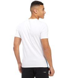 Nike Blue Ultra Panel T-shirt for men
