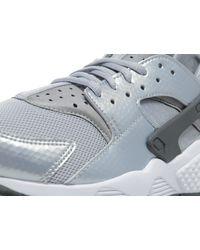 Nike - Gray Air Huarache Run - Lyst