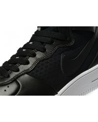 Nike - Black Air Force 1 Ultraforce Mid for Men - Lyst