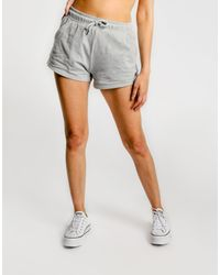 Tommy Hilfiger - Gray Flag Core Shorts - Lyst