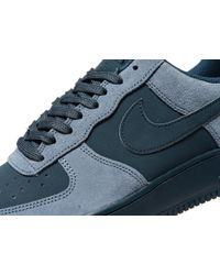 Nike - Blue Air Force 1 for Men - Lyst