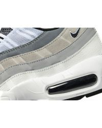 Nike - Gray Air Max 95 for Men - Lyst
