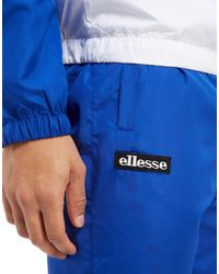 Ellesse - Blue Woven Tracksuit for Men - Lyst