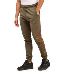 Criminal Damage - Green Dragon Joggers for Men - Lyst
